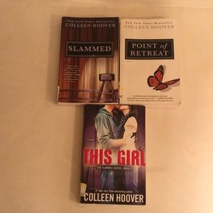 Other - Colleen Hoover trilogy. Paperback. Romance
